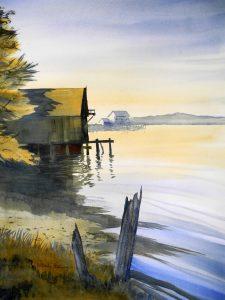 Bodega B. shore master