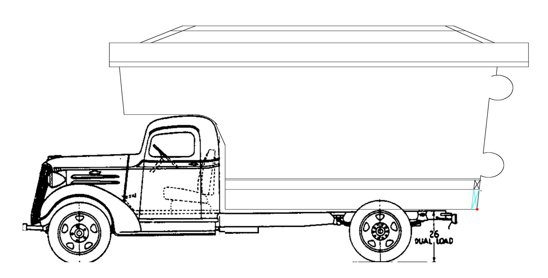 caravan profile