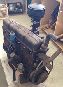 engine old