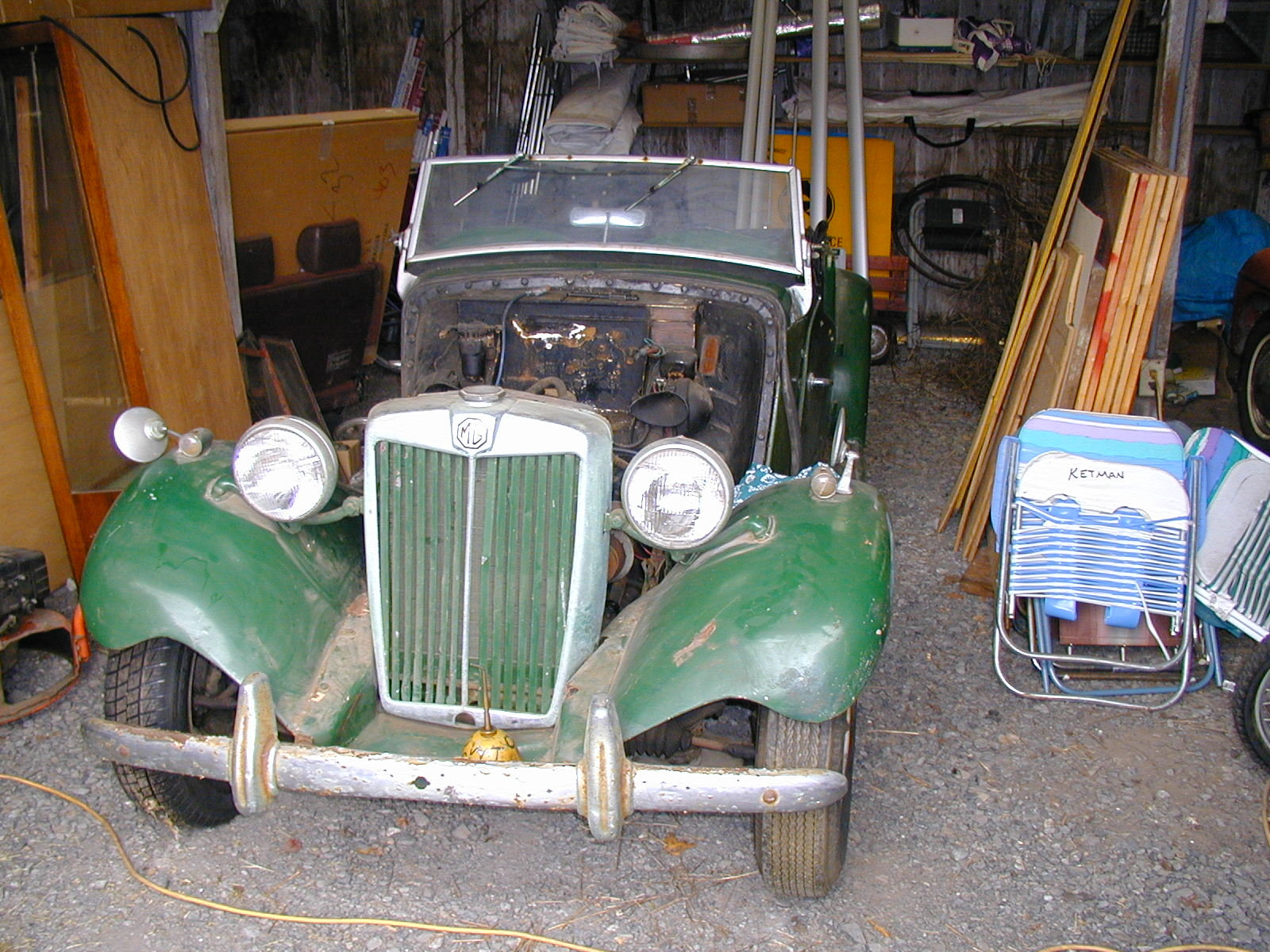 Old Vehicles | Patrick Fanning\'s ArtWorks