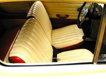 5 volvo front seats