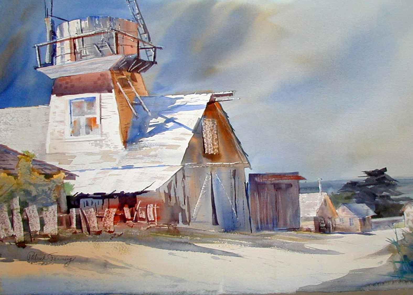 Phil's-barn